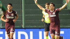 El delantero no olvida su paso por Lanús, pero gritaría un gol contra su ex club