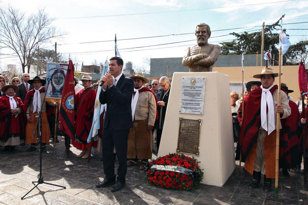 Juan Manuel Urtubey en Dolores