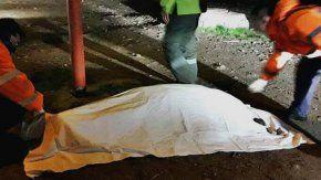 El joven murió tras chochar con la moto que había robado