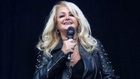 Bonnie Tyler, intérprete del hit Total Eclipse of the Heart