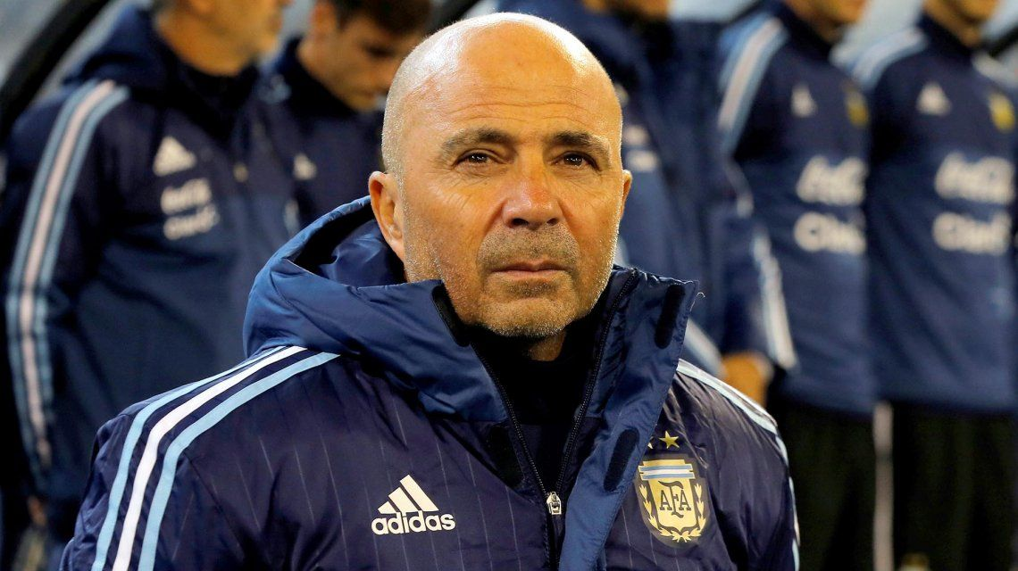 Sampaoli quiere a Bustos en la Selección