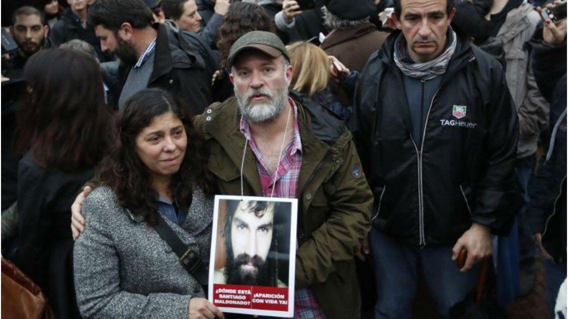 El Gobierno pide respetar la investigación por el caso de Santiago Maldonado