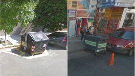 Hallan dos bebés en contenedores de basura en Capital y Córdoba