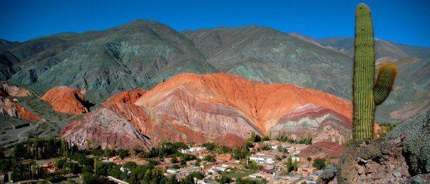 Quebrada de Humahuaca<br>