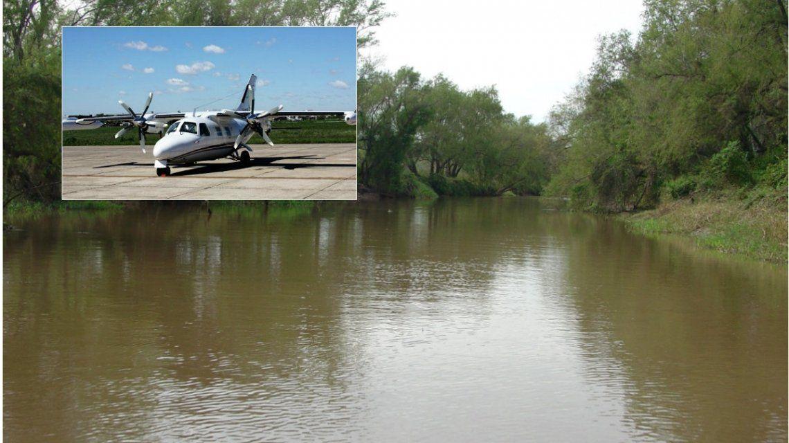 Encontraron la avioneta desaparecida hace casi un mes tras despegar de San Fernando
