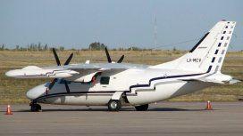 La avioneta que se estrelló había participado de la Guerra de Malvinas