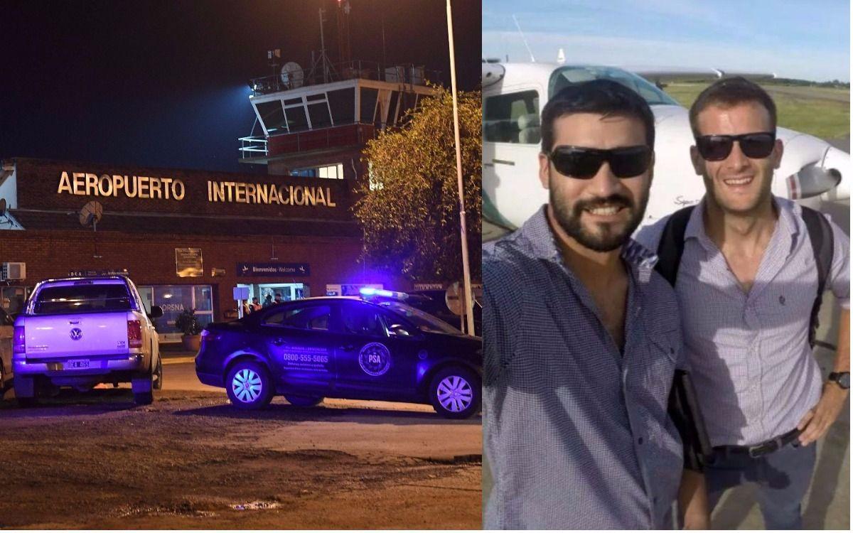 Encontraron a la avioneta desaparecida de San Fernando