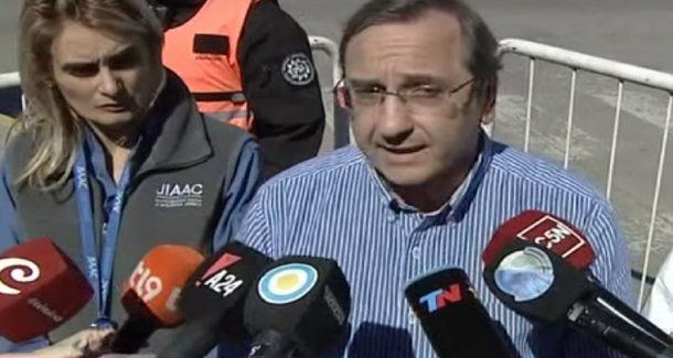 Juan Irigoin, titutlar de la INACC