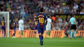 barcelona debuta en la liga y quiere olvidar la supercopa