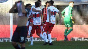 copa argentina: san lorenzo perdio con moron y quedo eliminado