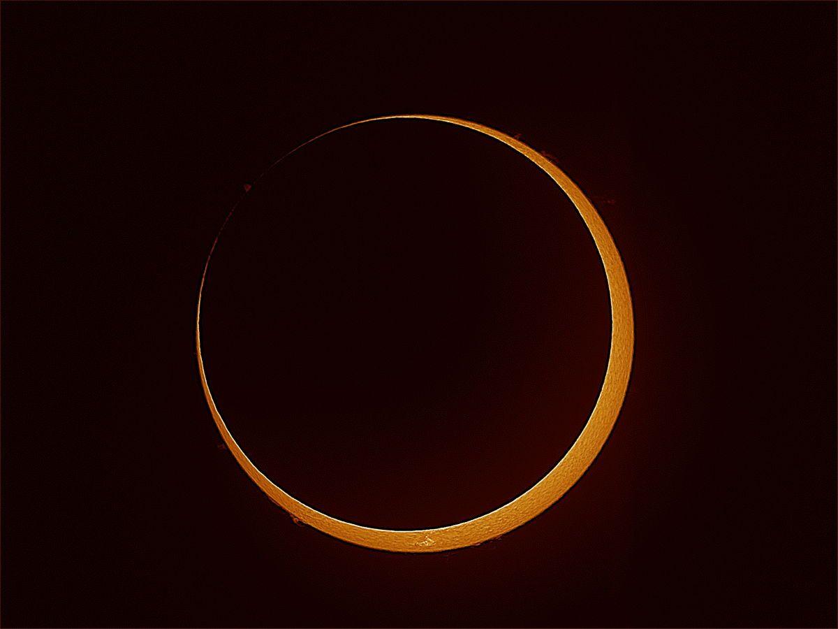 ¿Qué pasará en la Tierra por el eclipse solar?