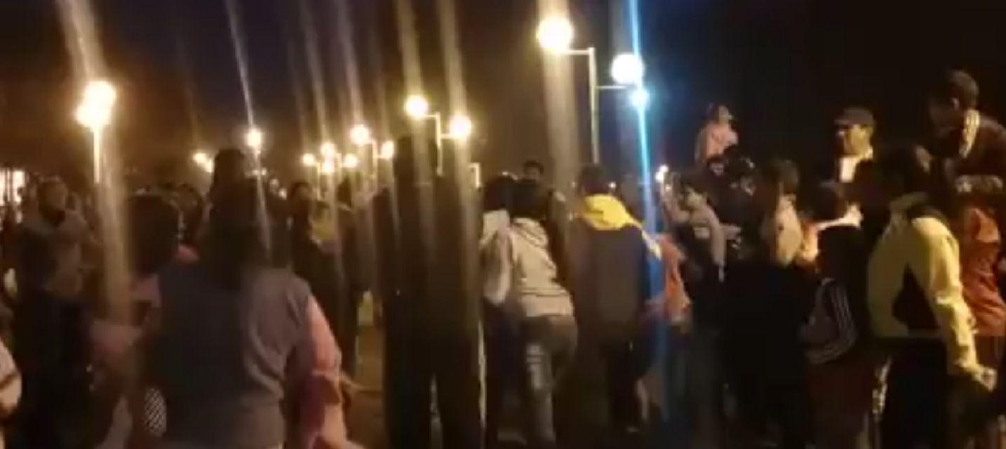 Día del Niño violento en Salta: hubo corridas