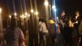 Día del Niño violento en Salta: hubo corridas, piedrazos y chicos llorando