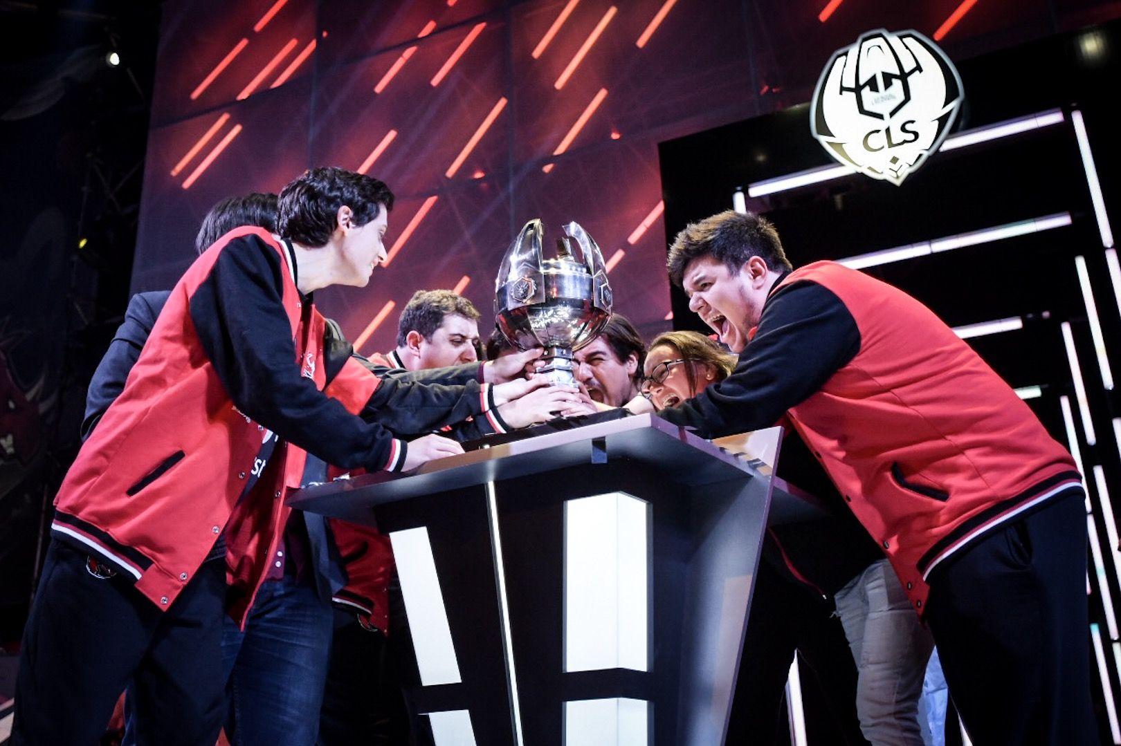 KLG se va a China a jugar la final de League of Legends