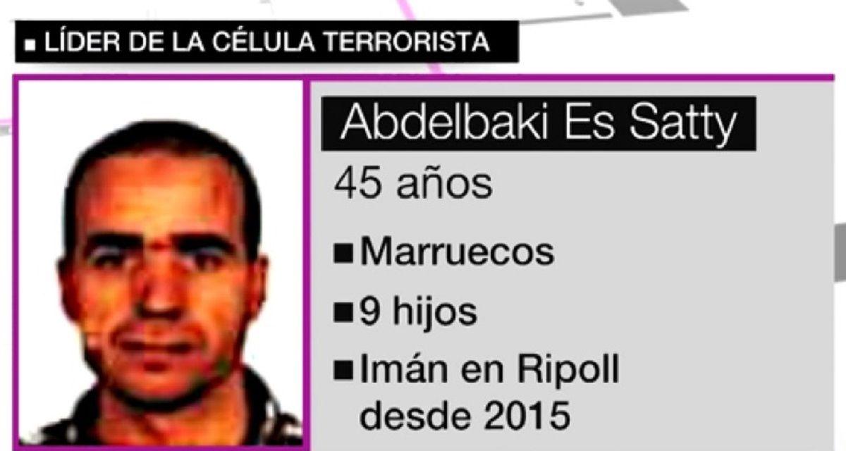 El cerebro de los atentados en Barcelona murió en una explosión