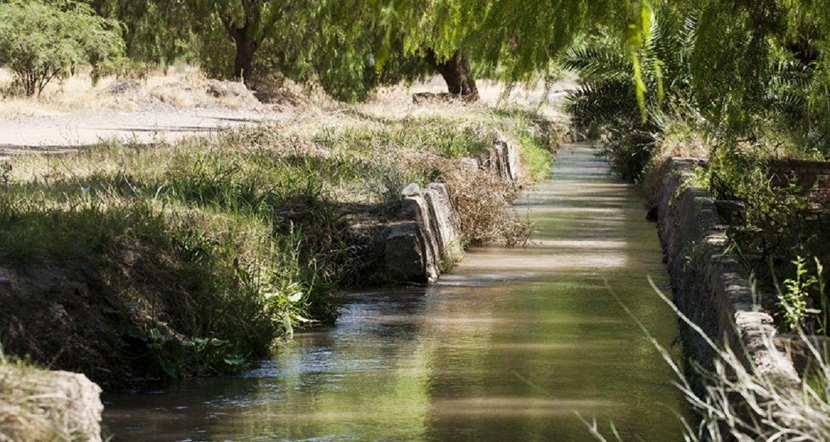 Canal Flores. Cortesía diario Andino
