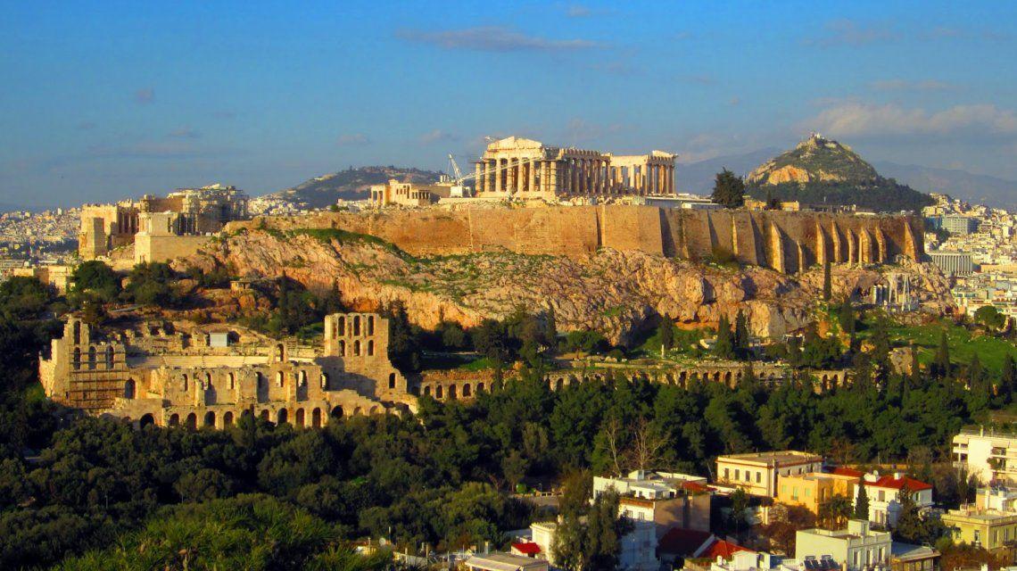 Diez lugares imperdibles de Grecia