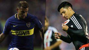 Cardona y Pérez, los refuerzos estrella de Boca y River