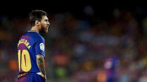El 10 del Barcelona está en boca de todos