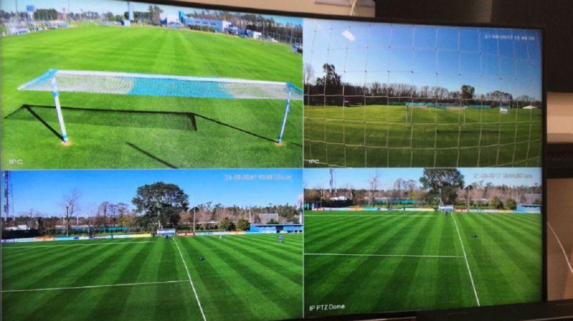El sistema de monitoreo de cada uno de los entrenamientos que tendrá la Selección