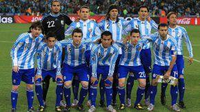¿que futbolistas argentinos habrian tomado medicamentos prohibidos en sudafrica 2010?