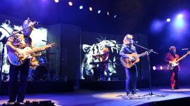 El Cuarteto de Nos presentó su nuevo disco ante una multitud en el Luna Park