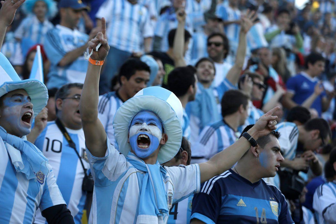 Lleno total se agotaron todas las entradas para argentina for Las ultimas noticias del espectaculo argentino