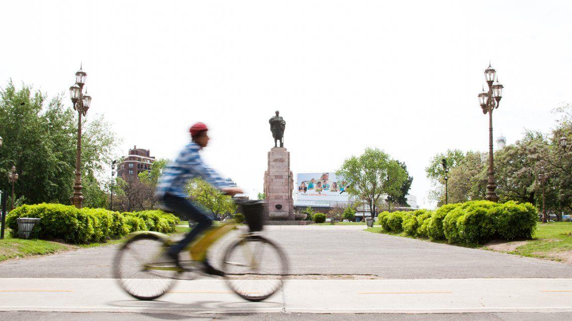 240 mil usuarios registrados realizan 8 mil viajes diarios en la Ciudad de Buenos Aires
