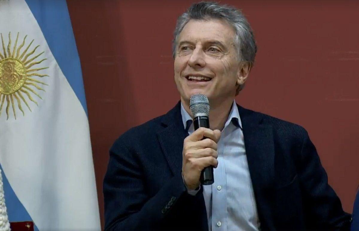 Para Macri, la marcha de la CGT fue una pérdida de tiempo