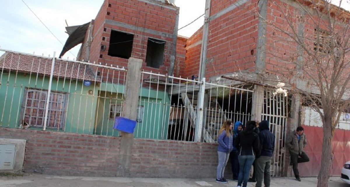El lugar donde falleció el hombre (Gentileza rionegro.com.ar)