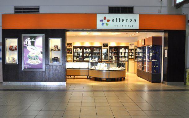 En el Attenza Free Shop están las marcas internacionales a precios convenientes<br>