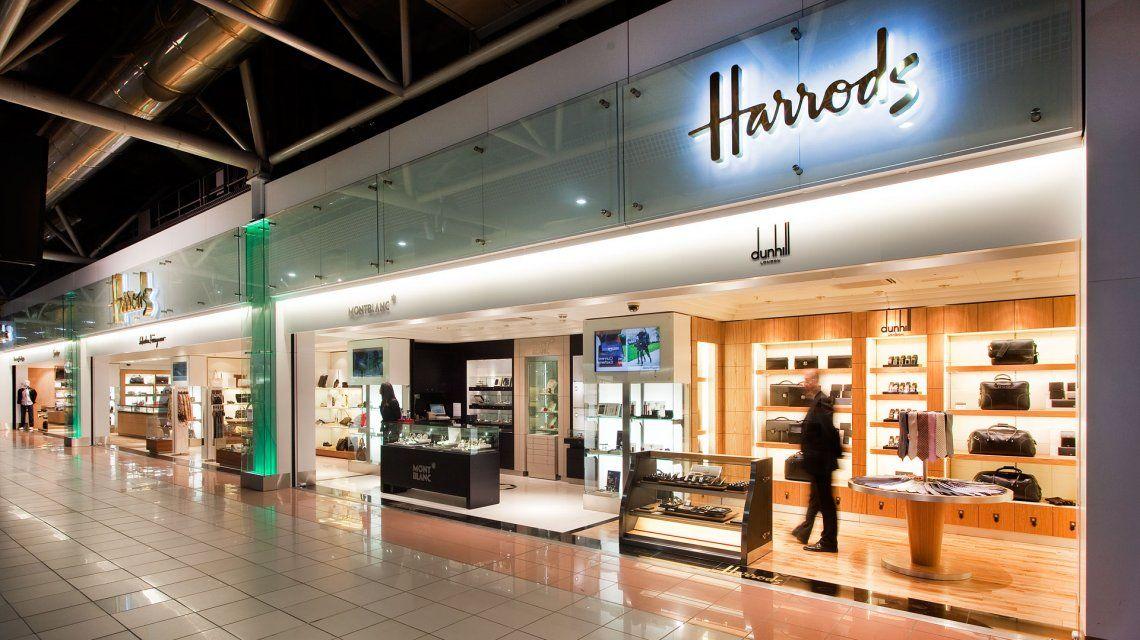 En Heathrow hay un Harrods