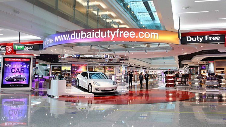 Dubai es uno de los aeropuertos ideales para ir de compras