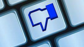 Usuarios reportan que Facebook está caído
