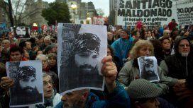Cambiaron la carátula: ahora la causa por Santiago es por desaparición forzada