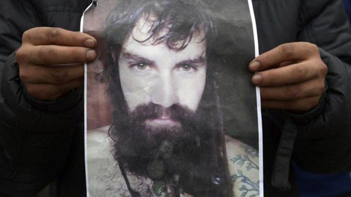 Aseguran que vieron impecable a Santiago Maldonado antes del operativo de Gendarmería
