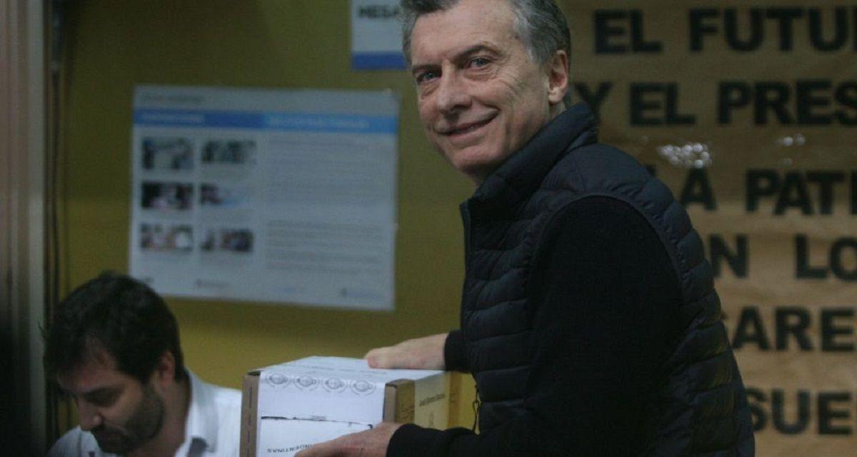 Veda electoral: la Justicia archivó la denuncia contra Macri