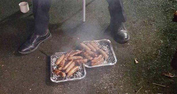 <p>Salvaron a cerdos de un incendio pero se los comieron como salchichas</p><p></p>