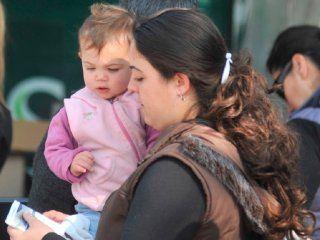 el 92% de las beneficiarias de auh tuvo que pedir en junio creditos a la anses