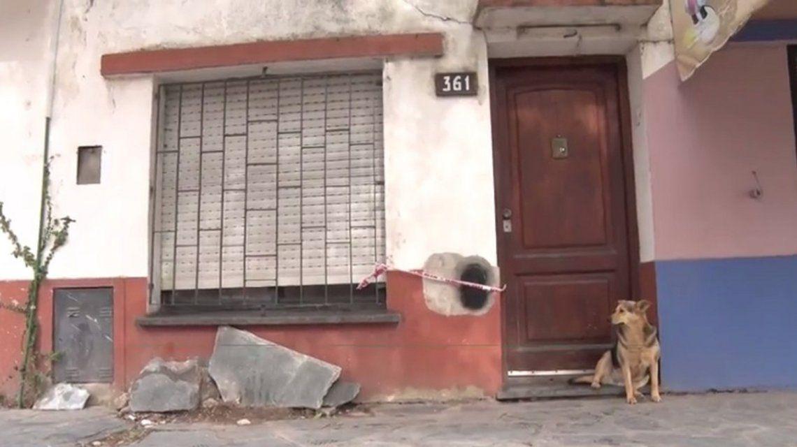 Ocurrió durante un robo en su casa de Barrio Hipódromo