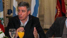 Guillermo Badino,estaba a cargo de la Comisión Nacional de Pensiones Asistenciales