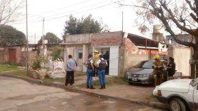 Un hombre mató a su madre, hirió a su ex y a su hija en San Nicolás