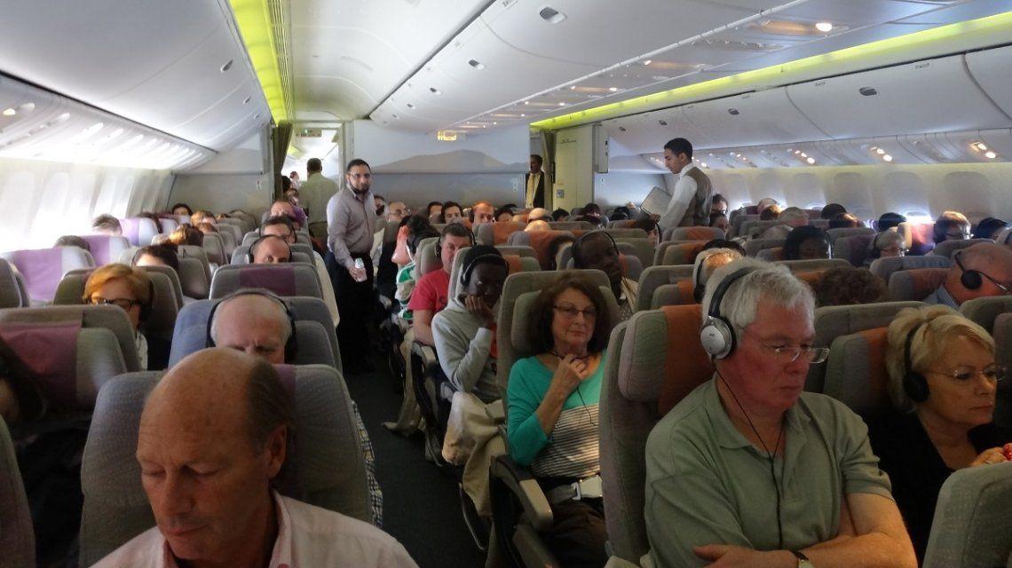 Cinco consejos para volar en Clase Turista como si fuera Primera