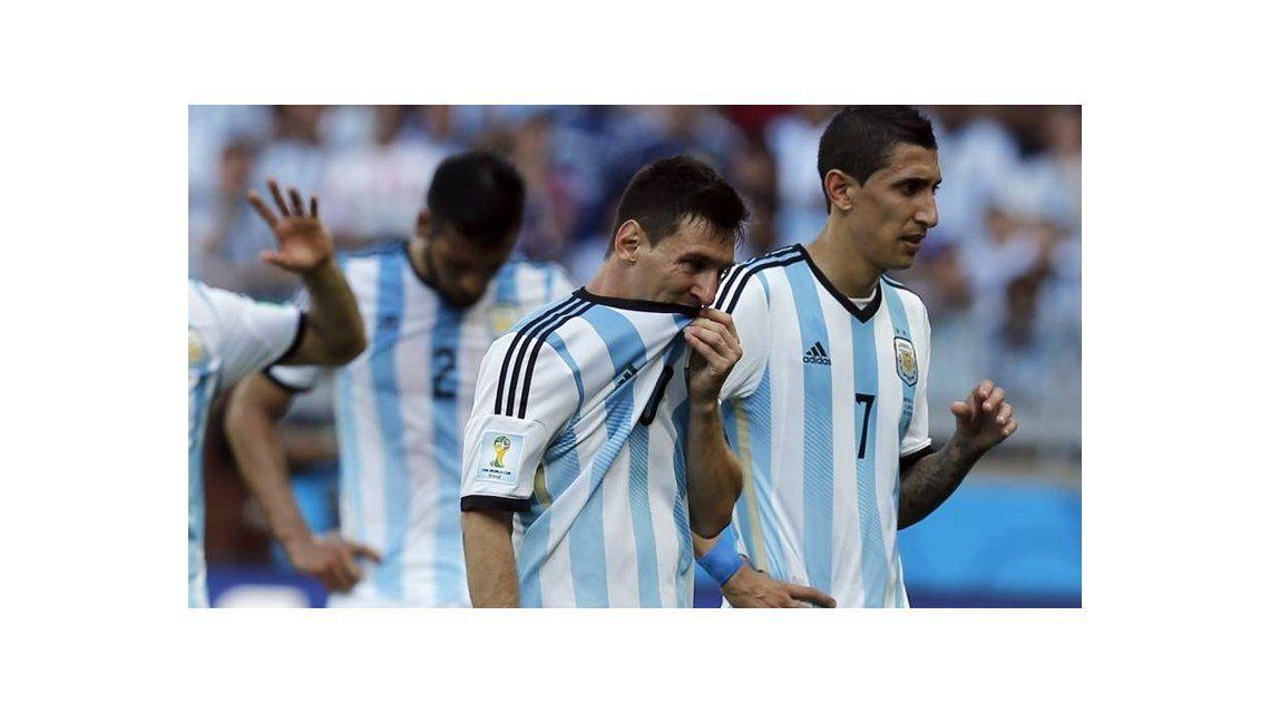 Ángel Di María, a un paso de ser nuevo jugador del Barcelona