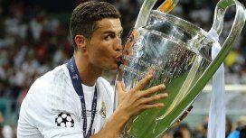 Va en serio: comienza a circular la camiseta que Cristiano Ronaldo usará en la Juventus