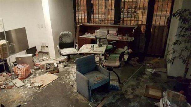 Martínez Rojas estaba imputado por usurpación y daños de las oficinas del Tiempo Argentina
