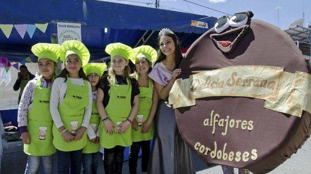 Fiesta del Alfajor en Córdoba<br>