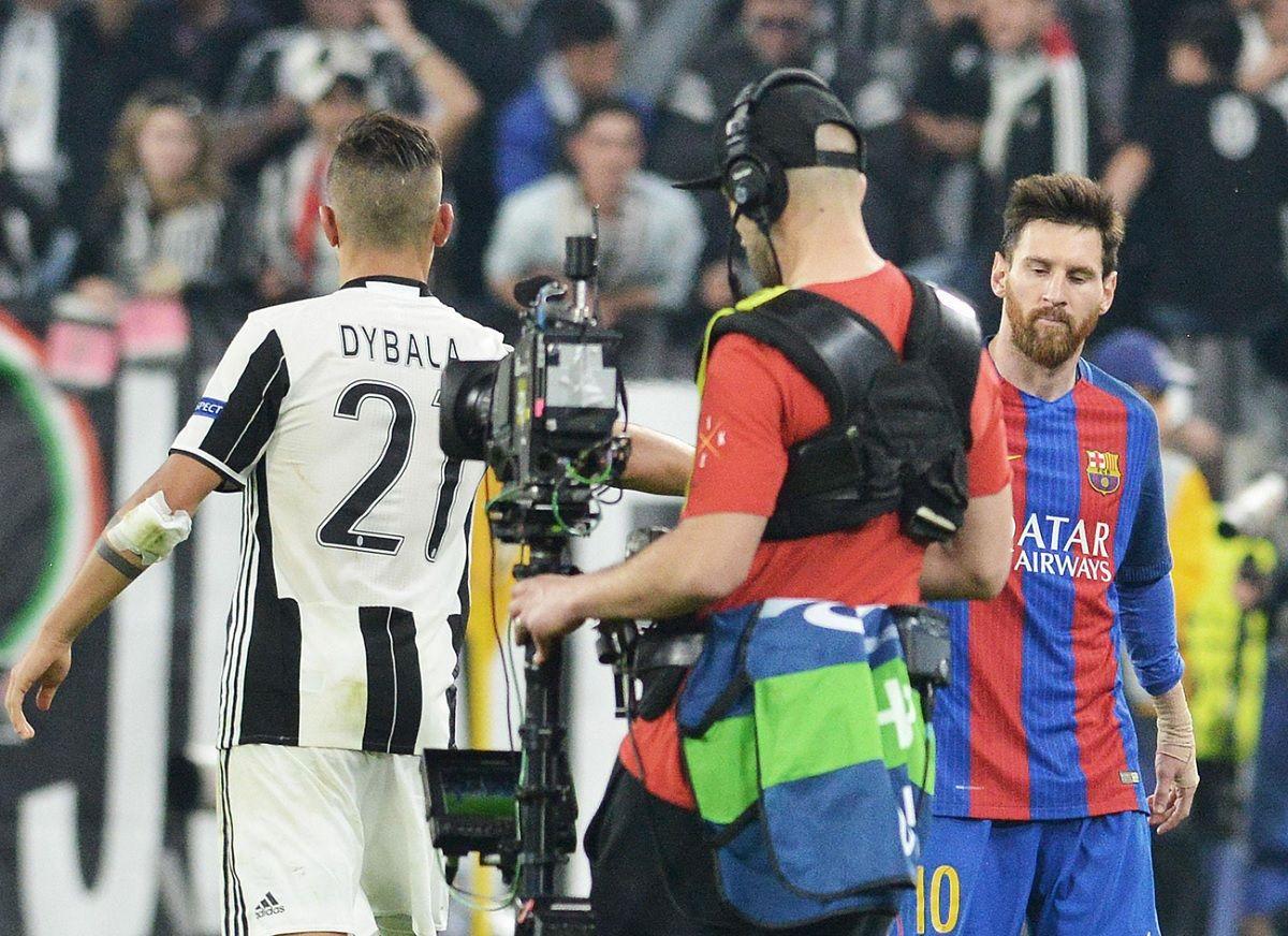 Dybala y Messi se cruzarán una vez más