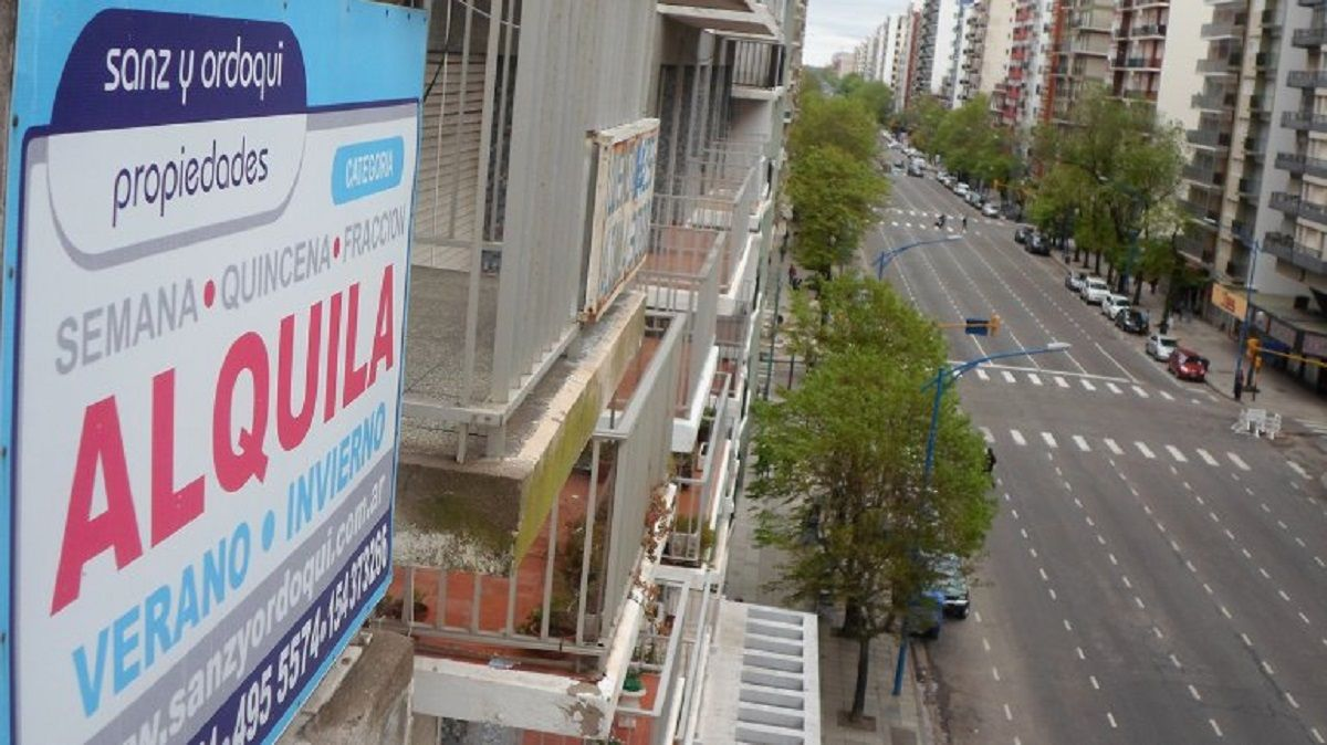 Inmobiliarias paran en rechazo a la Ley de Alquileres