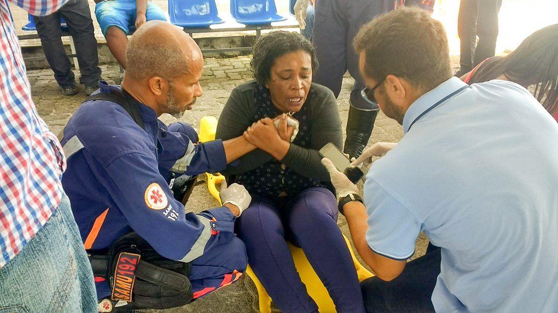 Otro naufragio en Brasil: al menos 23 muertos y 17 desaparecidos
